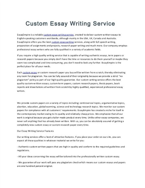 Ethics In Human Resource Management Essay  Value Of Education College Essay also How To Write A Thesis For A Narrative Essay Custom Essay Papers Features  Exatop Certificao Digital E  Essays On High School